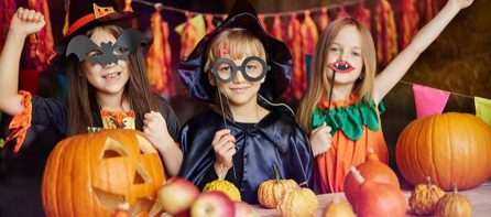 halloween barn inkludering